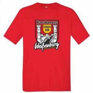 Das Shirt zum Weissenburger Rats-Runners Urban Run