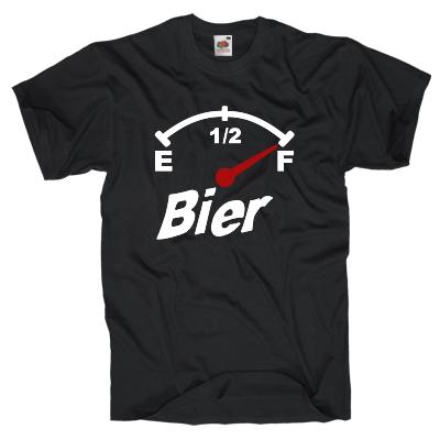 Bier Tacho Shirt für echten Trinkgenuss, jetzt online mit dem Shirtdesigner direkt gestalten