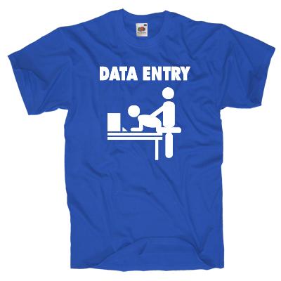 Data entry Shirt online mit dem Shirtdesigner gestalten
