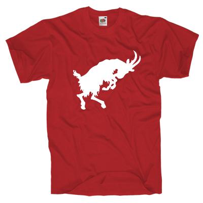 Geißbock Shirt online mit dem Shirtdesigner gestalten