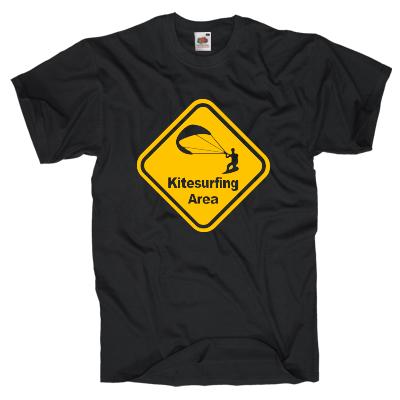 Kitesurfing Area Shirt Shirt online mit dem Shirtdesigner gestalten
