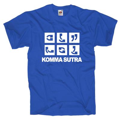 Komma Sutra Shirt Shirt online mit dem Shirtdesigner gestalten