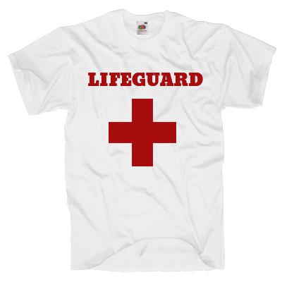 Lifeguard T-Shirt Shirt online mit dem Shirtdesigner gestalten