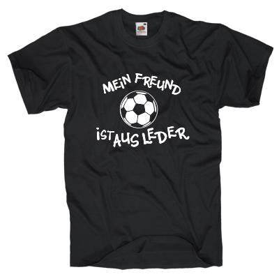 Mein Lederfreund T-Shirt Shirt online mit dem Shirtdesigner gestalten