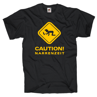Narrenzeit Shirt online mit dem Shirtdesigner gestalten