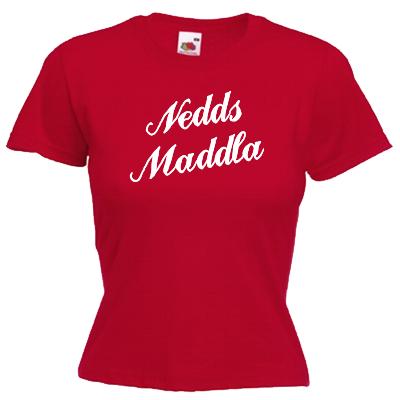 Nedds Maddla T-Shirt Shirt online mit dem Shirtdesigner gestalten
