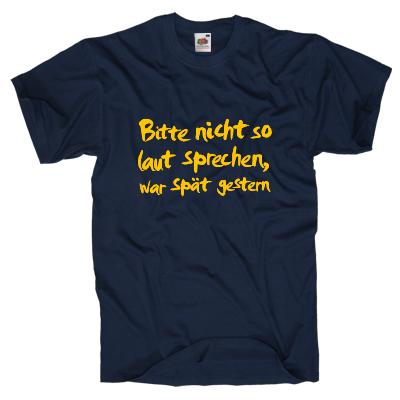 Nicht so laut T-Shirt Shirt online mit dem Shirtdesigner gestalten