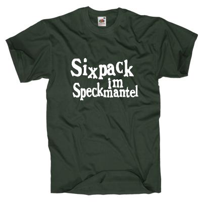 Sixpack T-Shirt Shirt online mit dem Shirtdesigner gestalten