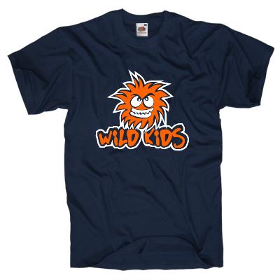 Wild Kids T-Shirt Shirt online mit dem Shirtdesigner gestalten