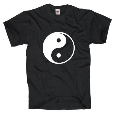Yin Yang Shirt Shirt online mit dem Shirtdesigner gestalten