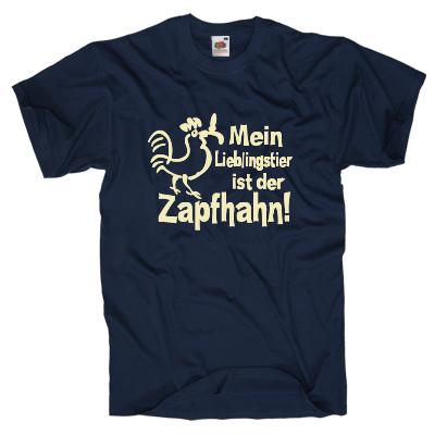 Zapfhahn Shirt online mit dem Shirtdesigner gestalten