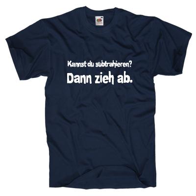 Zieh ab T-Shirt Shirt online mit dem Shirtdesigner gestalten