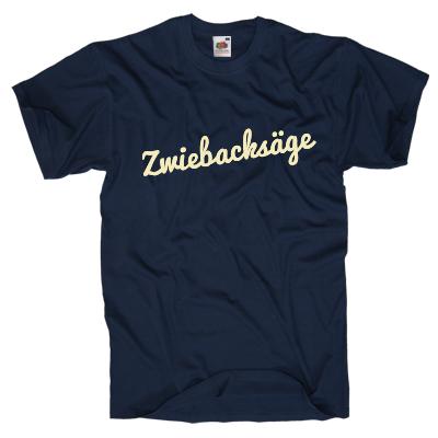Zwiebacksäge Shirt online mit dem Shirtdesigner gestalten