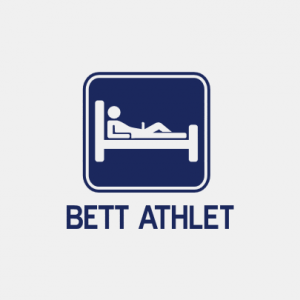 Bett Athlet T-Shirt bedrucken