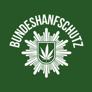 Bundeshanfschutz T-Shirt bedrucken