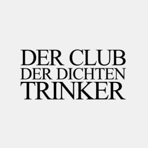 Der Club der dichten Trinker T-Shirt bedrucken