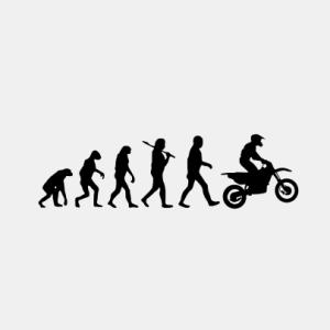 EVOLUTION Enduro T-Shirt bedrucken