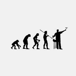 EVOLUTION Grill T-Shirt bedrucken