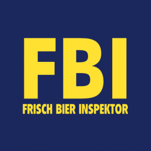 FBI Frisch Bier Inspektor T-Shirt bedrucken