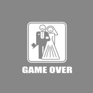 Game Over T-Shirt bedrucken