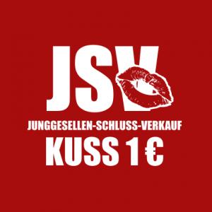 JSV Schlussverkauf 1 EURO T-Shirt bedrucken