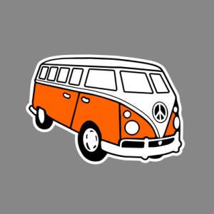 Kleinbus T-Shirt bedrucken