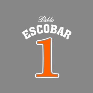 Pablo Escobar 1 T-Shirt bedrucken