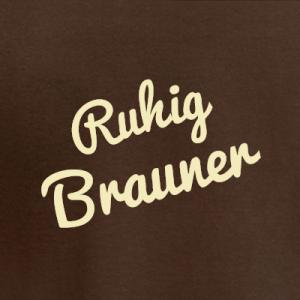 Ruhig Brauner T-Shirt bedrucken