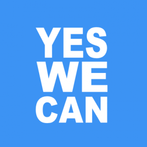 Yes we can T-Shirt bedrucken