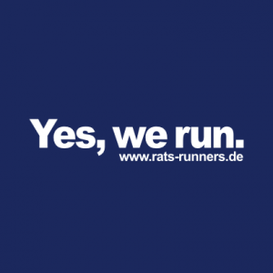 Yes, we run. T-Shirt bedrucken