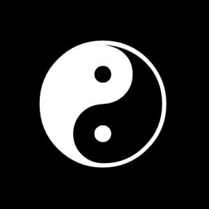 Yin-Yang T-Shirt bedrucken
