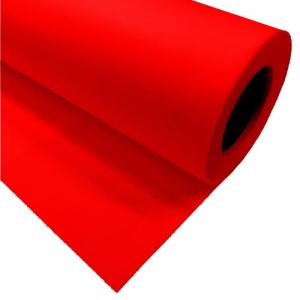 Polypropylen Vliesstoff rot, hydrophob, atmungsaktiv, filternd