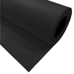 Polypropylen Vliesstoff hydrophob black, atmungsaktiv, filternd