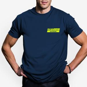 T-Shirt Freiwillige Feuerwehr mit individuellem Ortsnamen Druck