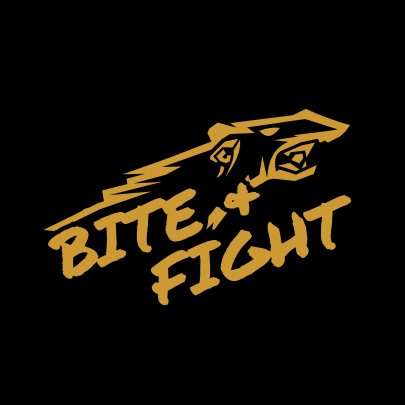 Bite and fight