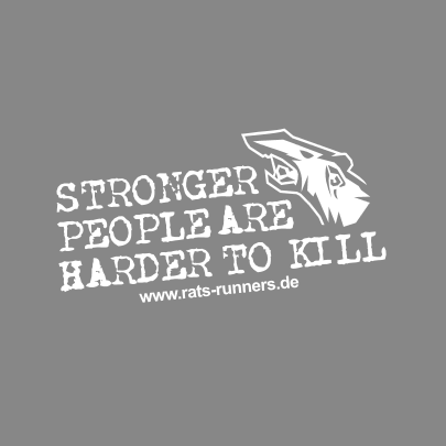 Strong people are harder to kill 1