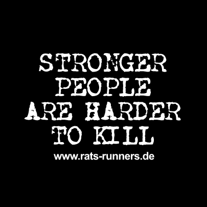 Strong people are harder to kill 2