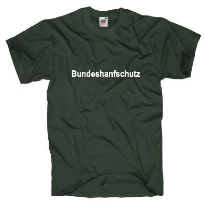 Bundeshanfschutz Shirt online mit dem Shirtdesigner gestalten