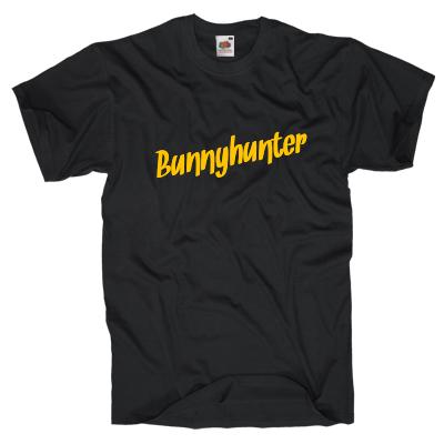 Bunnyhunter Shirt gestalten