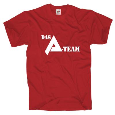 Das A-Team T-Shirt Shirt online mit dem Shirtdesigner gestalten