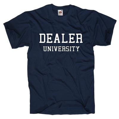 Dealer University Shirt Shirt gestalten