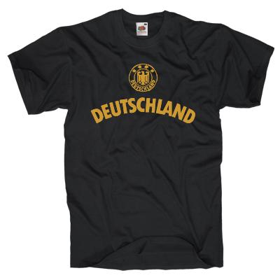 Deutschland T-Shirt Shirt online mit dem Shirtdesigner gestalten