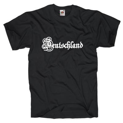 Deutschland Shirt online mit dem Shirtdesigner gestalten