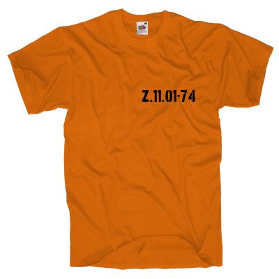 JVA TEGEL T-Shirt Druck vorn und hinten gestalten