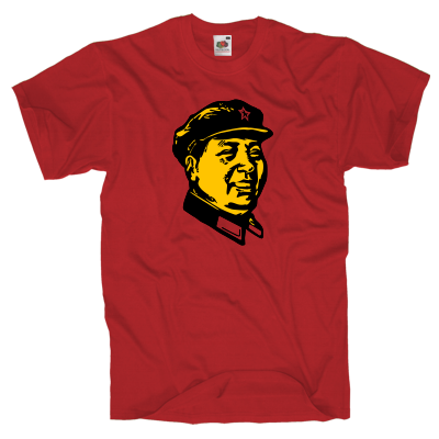 Mao Zedong Shirt online mit dem Shirtdesigner gestalten