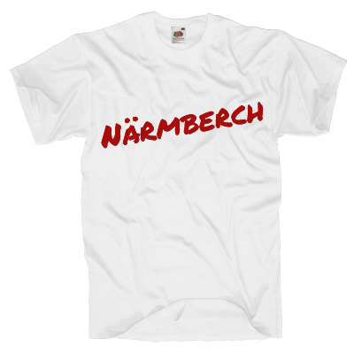 Närmberch T-Shirt Shirt online mit dem Shirtdesigner gestalten