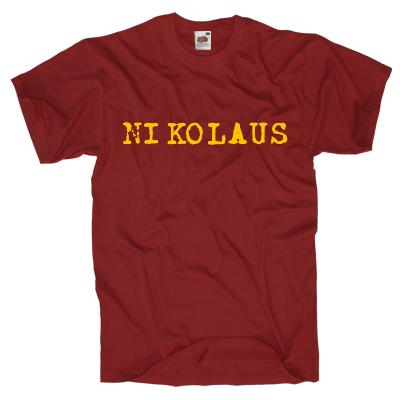 Nikolaus Shirt gestalten