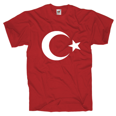 Türkei T-Shirt Shirt online mit dem Shirtdesigner gestalten