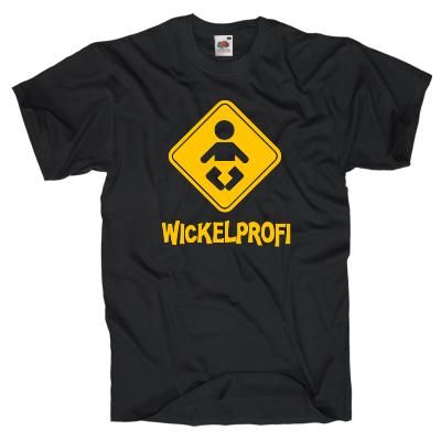 Wickelprofi T-Shirt Shirt online mit dem Shirtdesigner gestalten
